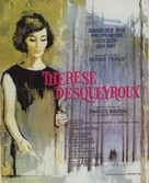 Thérèse Desqueyroux - French Movie Poster (xs thumbnail)
