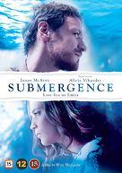 Submergence - Danish Movie Cover (xs thumbnail)