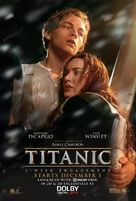 Titanic - Re-release movie poster (xs thumbnail)
