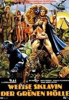 Gold of the Amazon Women - German Movie Poster (xs thumbnail)