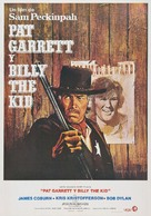 Pat Garrett & Billy the Kid - Spanish Movie Poster (xs thumbnail)