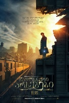 Fantastic Beasts and Where to Find Them - Georgian Movie Poster (xs thumbnail)