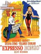 Expresso Bongo - French Movie Poster (xs thumbnail)