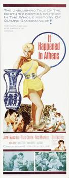 It Happened in Athens - Movie Poster (xs thumbnail)