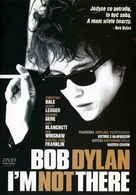 I'm Not There - Polish DVD movie cover (xs thumbnail)