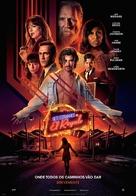 Bad Times at the El Royale - Portuguese Movie Poster (xs thumbnail)