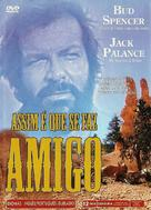 Si può fare... amigo - Brazilian DVD movie cover (xs thumbnail)