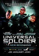 Universal Soldier: Regeneration - Singaporean Movie Poster (xs thumbnail)