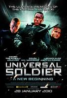 Universal Soldier: Regeneration - Singaporean Movie Poster (xs thumbnail)