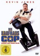 Paul Blart: Mall Cop - German DVD cover (xs thumbnail)