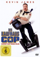 Paul Blart: Mall Cop - German DVD movie cover (xs thumbnail)
