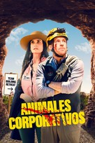 Corporate Animals - Argentinian Movie Cover (xs thumbnail)
