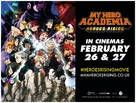My Hero Academia - Boku no hîrô akademia THE MOVIE - Heroes: Rising - Hîrôzu: Raijingu - British Movie Poster (xs thumbnail)