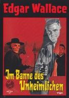 Im Banne des Unheimlichen - German DVD movie cover (xs thumbnail)
