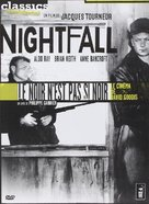 Nightfall - French DVD cover (xs thumbnail)