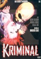 Kriminal - Italian Movie Cover (xs thumbnail)