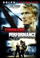 Command Performance - Canadian DVD cover (xs thumbnail)