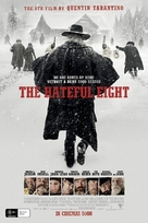 The Hateful Eight - Australian Movie Poster (xs thumbnail)