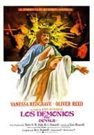 The Devils - Spanish Movie Poster (xs thumbnail)