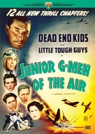 Junior G-Men of the Air - DVD cover (xs thumbnail)