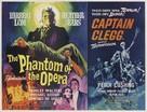 The Phantom of the Opera - British Combo movie poster (xs thumbnail)