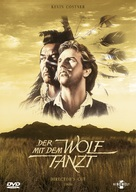 Dances with Wolves - German DVD cover (xs thumbnail)