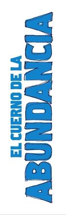 Cuerno de la abundancia, El - Spanish Logo (xs thumbnail)
