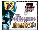 The Sorcerers - Movie Poster (xs thumbnail)