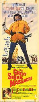 The Great Sioux Massacre - Movie Poster (xs thumbnail)