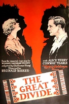 The Great Divide - British Movie Poster (xs thumbnail)