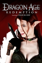 """Dragon Age: Redemption"" - DVD movie cover (xs thumbnail)"