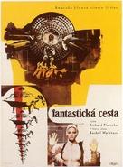 Fantastic Voyage - Czech Movie Poster (xs thumbnail)