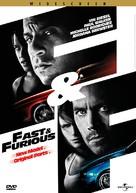 Fast & Furious - DVD movie cover (xs thumbnail)