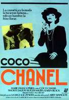Chanel Solitaire - Spanish Movie Poster (xs thumbnail)