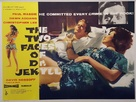The Two Faces of Dr. Jekyll - British Movie Poster (xs thumbnail)