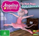 """Angelina Ballerina: The Next Steps"" - Australian Movie Cover (xs thumbnail)"
