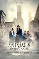 Fantastic Beasts and Where to Find Them - Swiss Movie Poster (xs thumbnail)