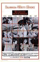 Un bellissimo novembre - Movie Poster (xs thumbnail)