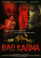 Bad Karma - Movie Poster (xs thumbnail)