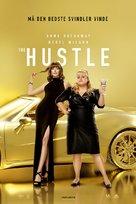 The Hustle - Danish Movie Poster (xs thumbnail)