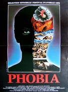 Phobia: A Descent into Terror - French Movie Poster (xs thumbnail)