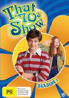 """That '70s Show"" - Australian DVD movie cover (xs thumbnail)"