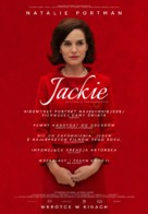 Jackie - Polish Movie Poster (xs thumbnail)