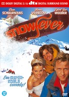 Snowfever - Dutch DVD cover (xs thumbnail)