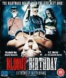 Bloody Birthday - British Movie Cover (xs thumbnail)