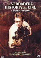 Forgotten Silver - Spanish DVD cover (xs thumbnail)