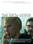 The Fifth Estate - Movie Poster (xs thumbnail)