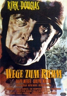 Paths of Glory - German Movie Poster (xs thumbnail)