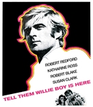 Tell Them Willie Boy Is Here - Blu-Ray cover (xs thumbnail)