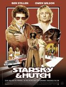 Starsky And Hutch - French Movie Poster (xs thumbnail)